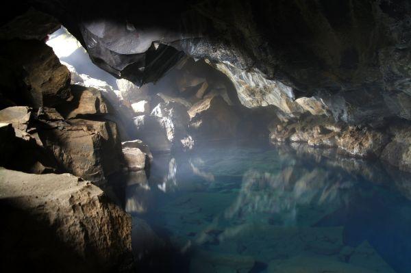 Jeskyně Grjótagjá