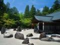 Na horu Kōya se vracím teprve podruhé, dva roky jsem tam nebyl.