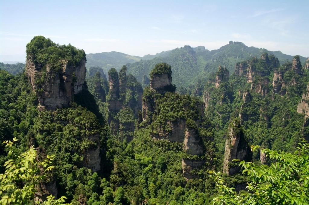 Národní park Wulingyuan