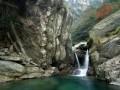 Cesta k vodopádu Sandiequan