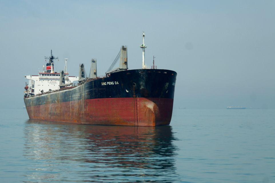 Tankery v Perském zálivu