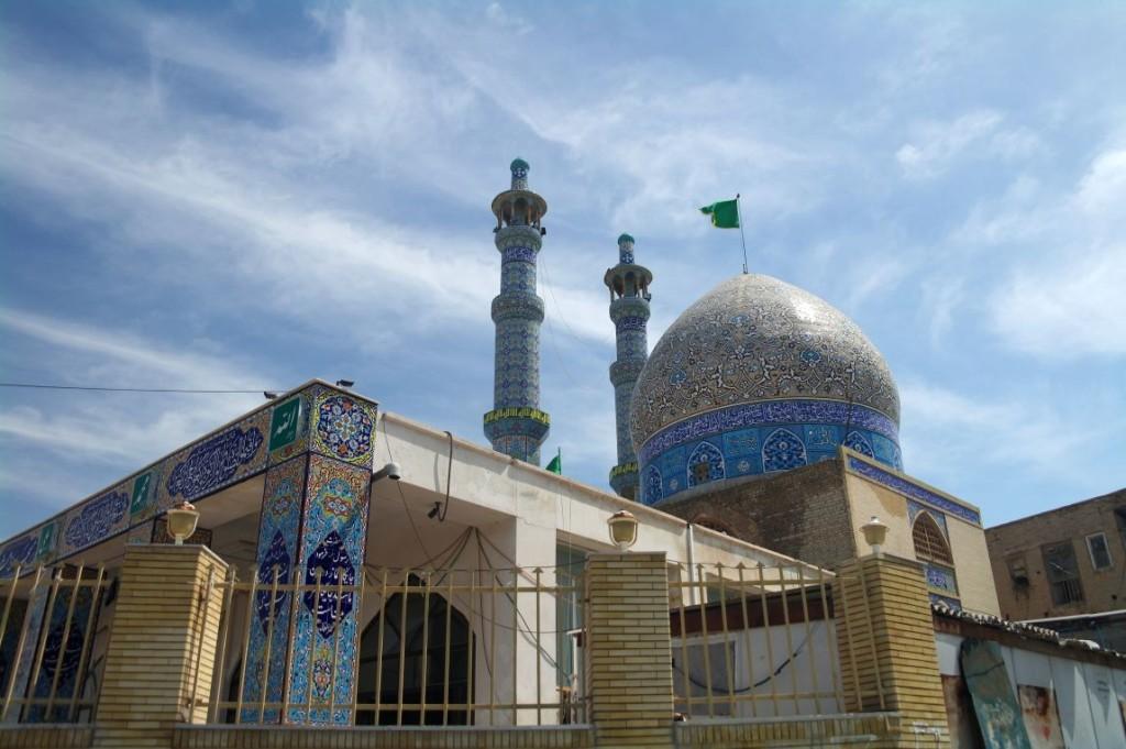 Nedaleká mešita