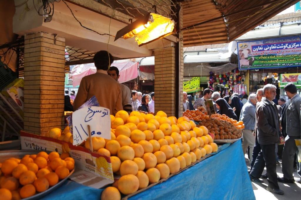 Kermánský bazar