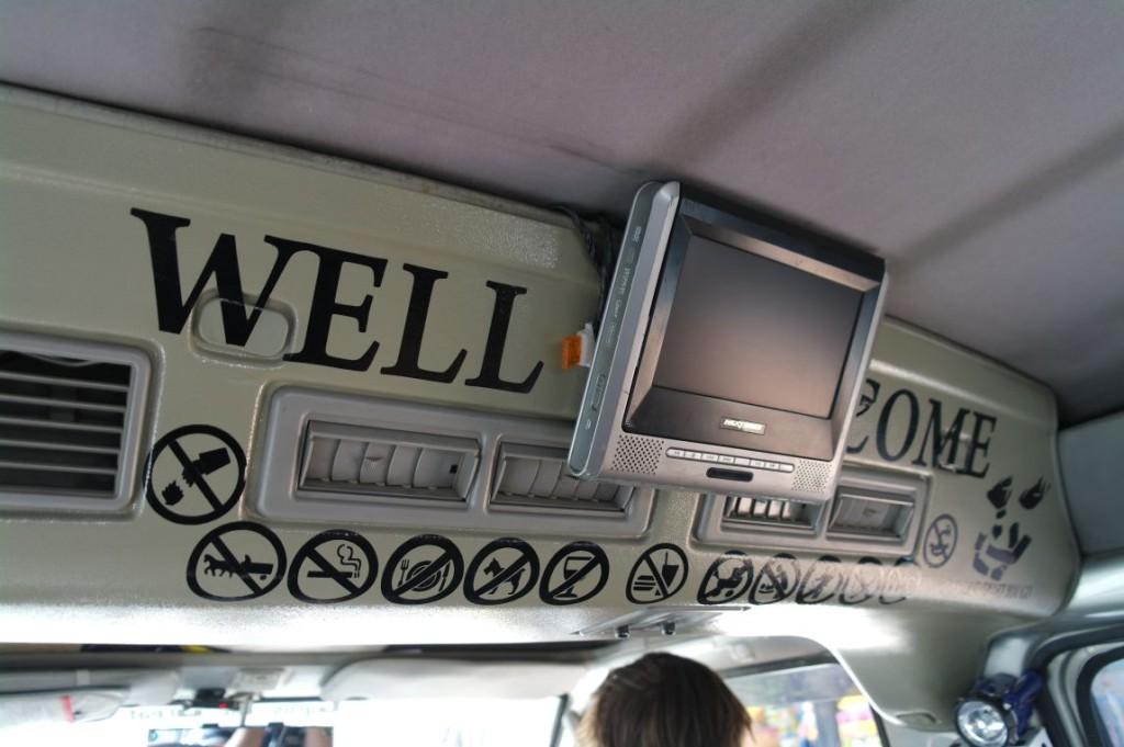 Dekorace auta našeho řidiče