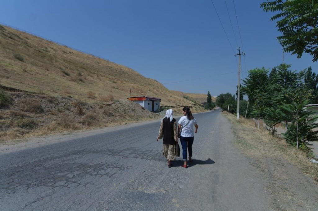 Cesta zpět do Oshe
