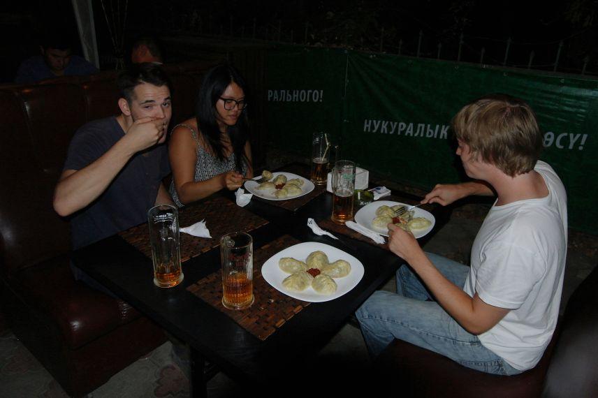 Na večeři