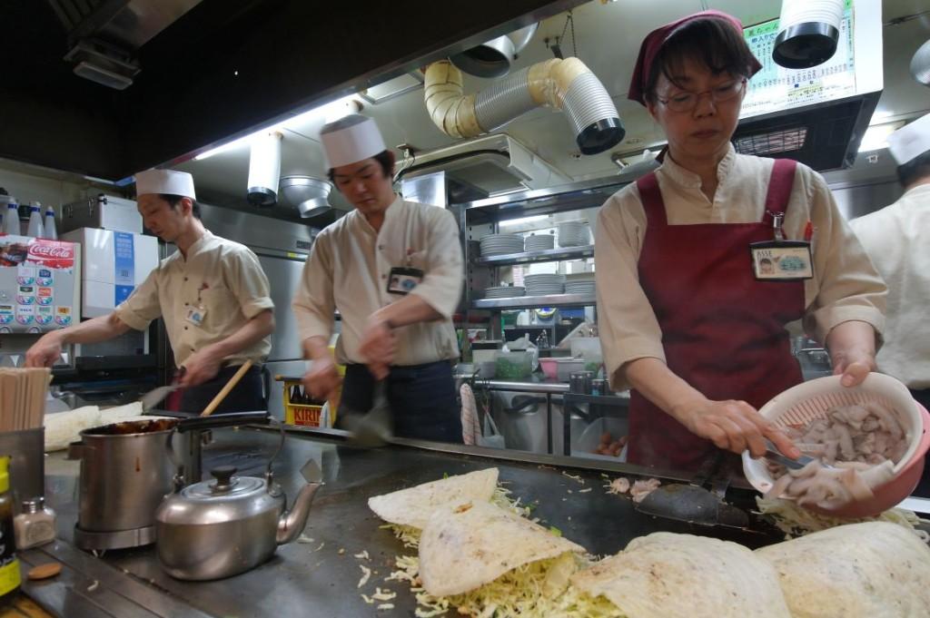 Okonomiyaki <3