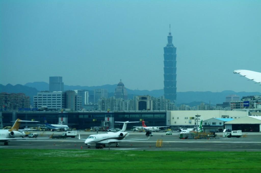 Zpět v Taipei