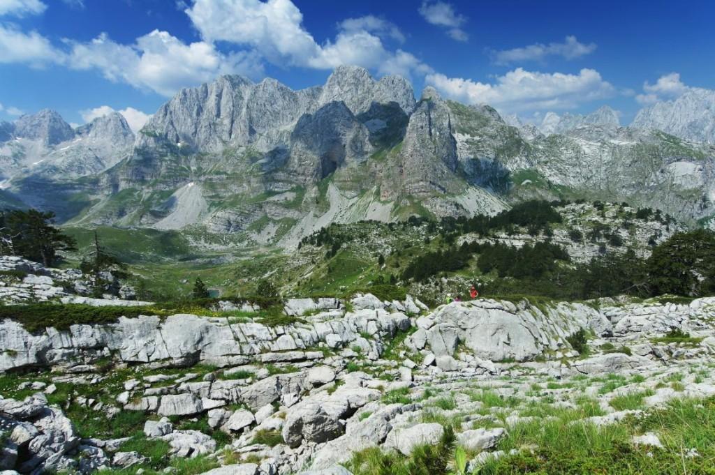 Trek Prokletými horami