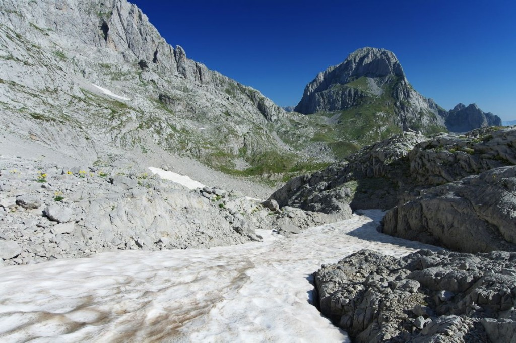Cesta na Maja Jezercë